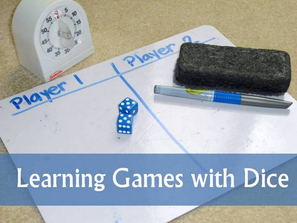 photo of Learning Games with Dice