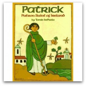 St Patrick, Patron Saint of Ireland