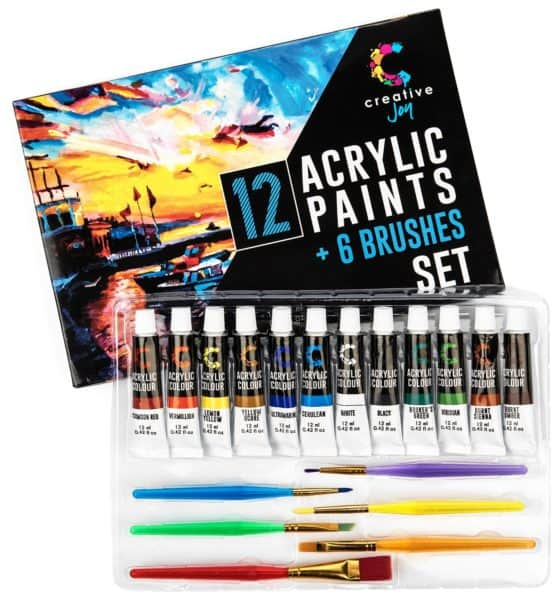 Best Selling Paint Set
