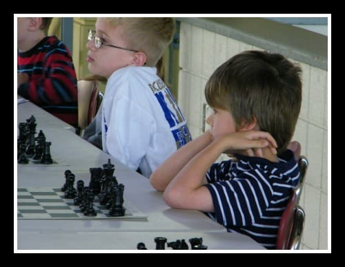 chess younger player
