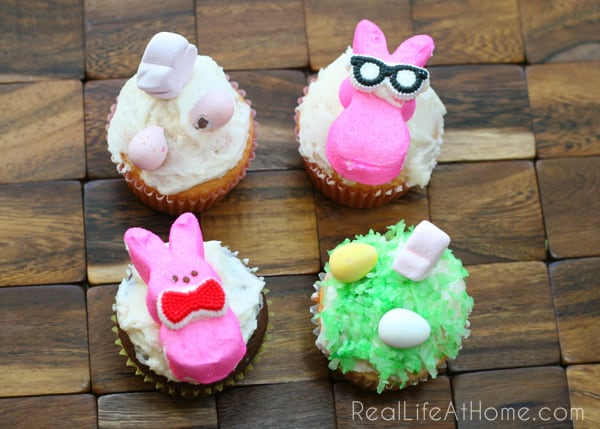Easy Easter Cupcake Decorating Ideas for Kids