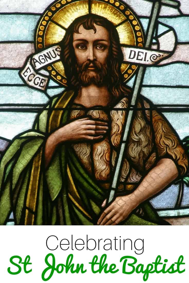 easy ways to celebrate saint john the baptist