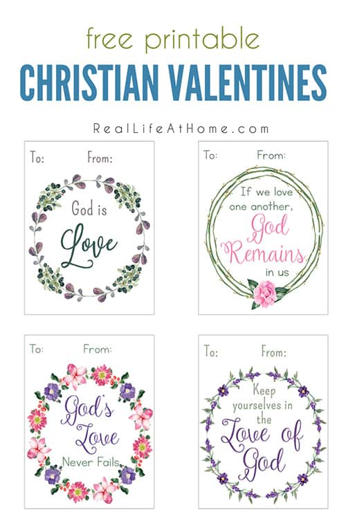 Catholic Valentines
