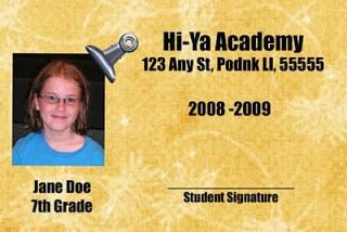 How to Make a Homeschool ID