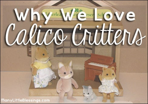 Why We Love Calico Critters