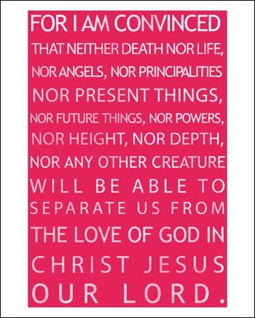 Romans 8:38-39 Subway Art Printable - Real Life at Home