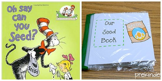 Garden books for preschoolers 1