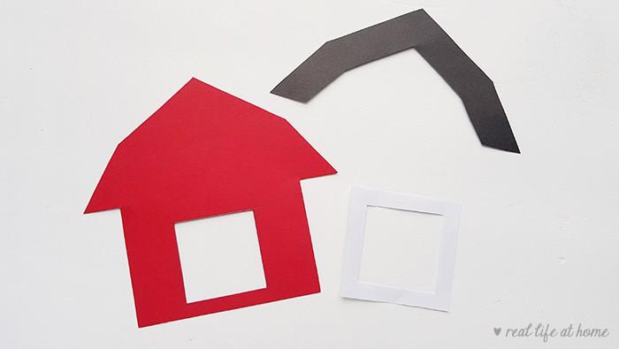 Free printable barn template