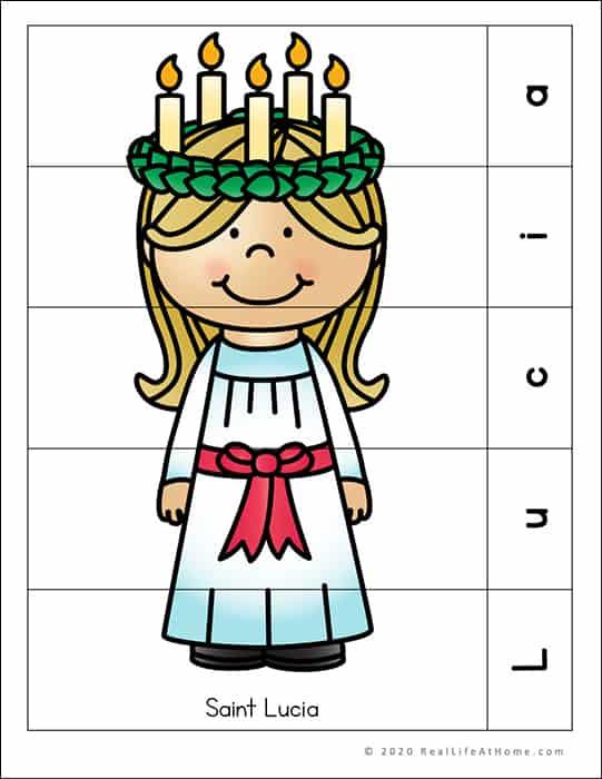 Saint Lucia Puzzle Page